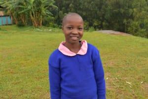The Water Project: St. Joakim Buyangu Primary School -  Elizabeth Student Interviewee