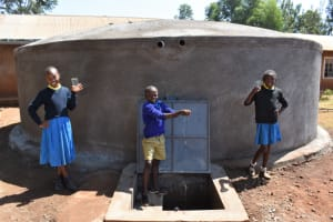 The Water Project: Kapkeruge Primary School -  Water Celebration