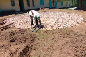 The Water Project: Mwembe Primary School -  Score System Setting