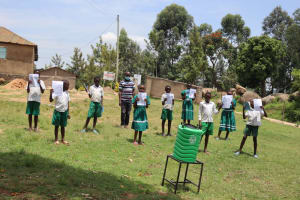 The Water Project: Mwembe Primary School -  Ctc Club Members