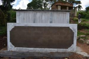 The Water Project: Mwembe Primary School -  Latrine