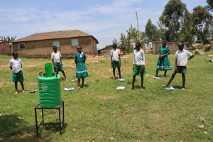 The Water Project: Mwembe Primary School -  Training Participants