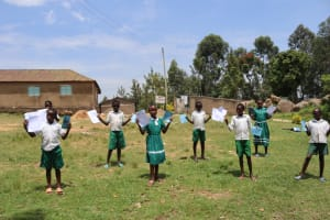 The Water Project: Mwembe Primary School -  Training