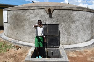 The Water Project: Mwembe Primary School -  Water Celebrations
