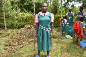The Water Project: Itieng'ere Primary School -  Cynthia V