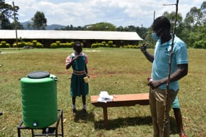 The Water Project: Itieng'ere Primary School -  Dental Hygiene