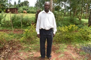 The Water Project: Itieng'ere Primary School -  Fredrick Inyanya