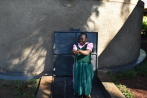 The Water Project: Itieng'ere Primary School -  Playing With Water