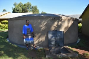 The Water Project: Itieng'ere Primary School -  Rose Simiyu