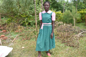 The Water Project: Itieng'ere Primary School -  Sylvia M