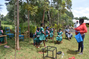 The Water Project: Itieng'ere Primary School -  Training Materials