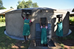 The Water Project: Itieng'ere Primary School -  Water