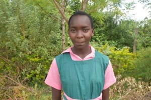The Water Project: Itieng'ere Primary School -  Winnie K Treasurer