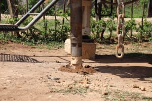 The Water Project: Muriola Primary School -  Ground Breaking