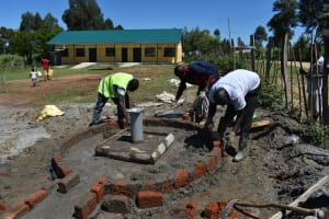 The Water Project: Muriola Primary School -  Pad Brick Works
