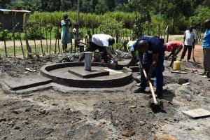 The Water Project: Muriola Primary School -  Site Clearance