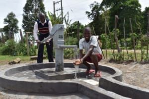 The Water Project: Muriola Primary School -  Celebrating Water