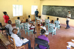 The Water Project: Muriola Primary School -  Introductions At