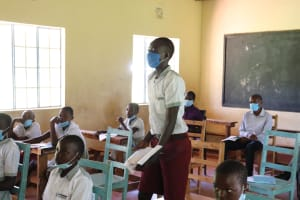 The Water Project: Muriola Primary School -  Participants At Training