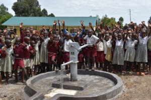 The Water Project: Muriola Primary School -  Smiles For Safe Water