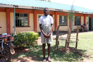 The Water Project: Muriola Primary School -  Student Naomy B