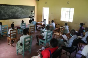 The Water Project: Muriola Primary School -  Training