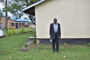 The Water Project: Shamberere Boys' High School -  Board Of Management Chairtom Obaire
