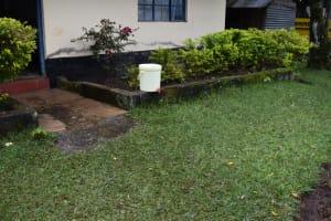 The Water Project: Shamberere Boys' High School -  Handwashing Station