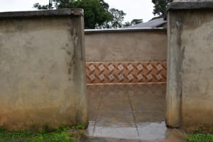 The Water Project: Shamberere Boys' High School -  Urinal