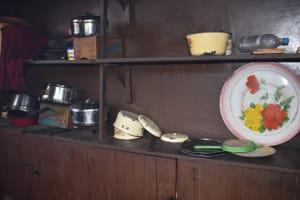 The Water Project: Shamberere Boys' High School -  Utensils