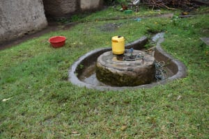 The Water Project: Shamberere Boys' High School -  Well