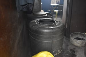 The Water Project: Shamberere Boys' High School -  Water Storage Container