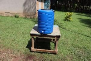 The Water Project: Bukhakunga Primary School -  Handwashing Station