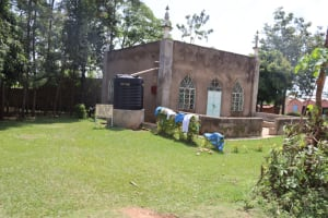 The Water Project: Bukhakunga Primary School -  Nearby Mosque