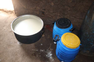 The Water Project: Bukhakunga Primary School -  Porridge Ready To Be Served