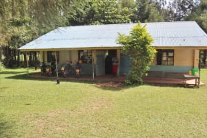 The Water Project: Bukhakunga Primary School -  School Administration Block