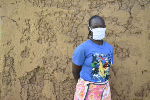 The Water Project: Ematetie Community, Amasetse Spring -  Mwavita Omulama