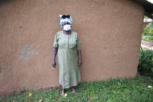 The Water Project: Musango Community, Wambani Spring -  Hellena Anyesi Lukoko Community Health Volunteer