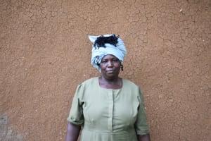 The Water Project: Musango Community, Wambani Spring -  Hellena Anyesi Lukoko