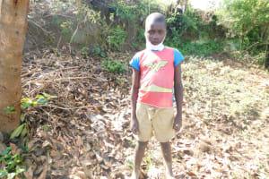 The Water Project: Ikoli Community, Odongo Spring -  Abel