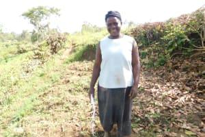 The Water Project: Ikoli Community, Odongo Spring -  Joyce Otiba