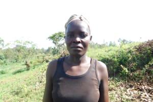 The Water Project: Ikoli Community, Odongo Spring -  Miriam Okumu