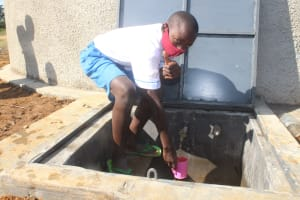 The Water Project: St. Benedict Emutetemo Primary School -  Cheers For Clean Water