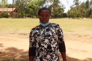 The Water Project: St. Benedict Emutetemo Primary School -  Claudia Wekesa