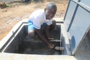 The Water Project: St. Benedict Emutetemo Primary School -  Keeping Hands Clean