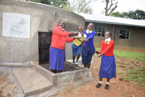 The Water Project: Emachina Primary School -  Thank You