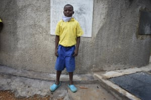 The Water Project: Emachina Primary School -  Timothy K