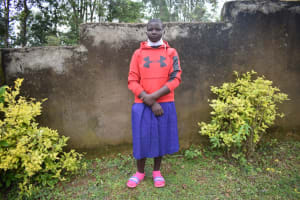 The Water Project: Emachina Primary School -  Training Interviewee Lucy A