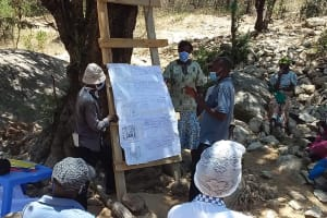 The Water Project: Lema Community A -  Training