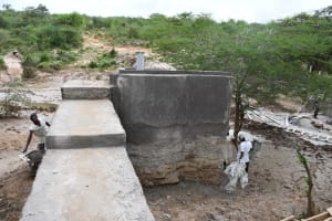 The Water Project: Lema Community A -  Well Waiting For Pump